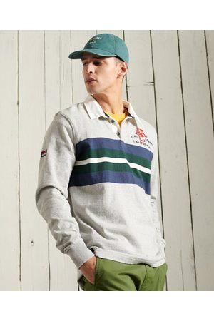 adidas Camisa de rugby de punto con manga larga