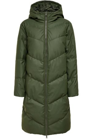 Only IMPERMEABLE CHAQUETA ACOLCHADA