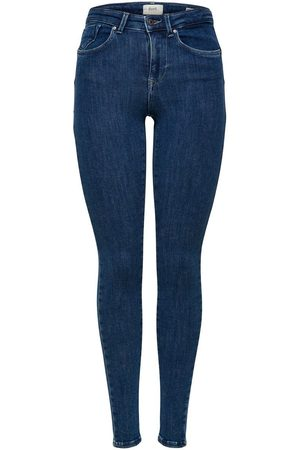 Only ONLPOWER MID PUSH UP JEANS SKINNY FIT