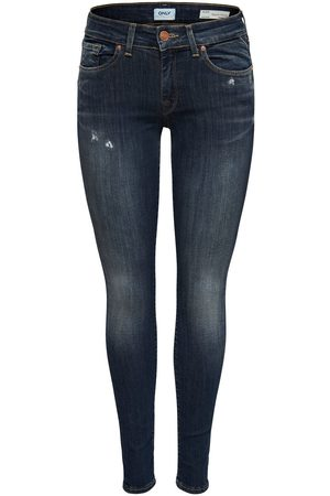 Only ONLALBA REG JEANS SKINNY FIT