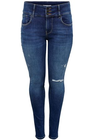 Only CURVY CARANNABEL LIFE HW JEANS SKINNY FIT