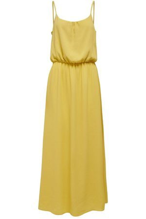 Only UNICOLOR VESTIDO MAXI