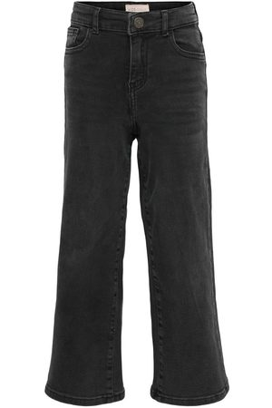 Only Mujer Acampanados - KONMADISON LIFE HW CROPPED WIDE JEANS DE CAMPANA