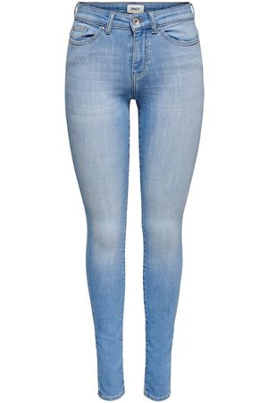 Only ONLANNE LIFE MID JEANS SKINNY FIT