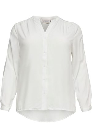 Only UNICOLOR EN TALLAS GRANDES CAMISA