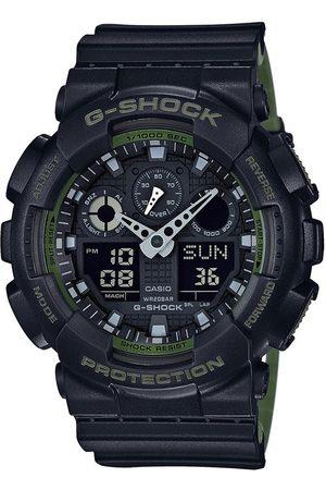 Casio Reloj analógico GA-100L-1AER, Quartz, 51mm, 20ATM para hombre