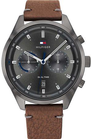 Tommy Hilfiger Reloj analógico 1791730, Quartz, 45mm, 5ATM para hombre