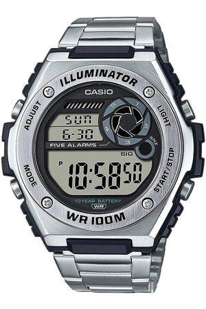 Casio Reloj digital MWD-100HD-1AVEF, Quartz, 50mm, 10ATM para hombre