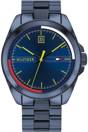 Tommy Hilfiger Reloj analógico 1791689, Quartz, 44mm, 5ATM para hombre