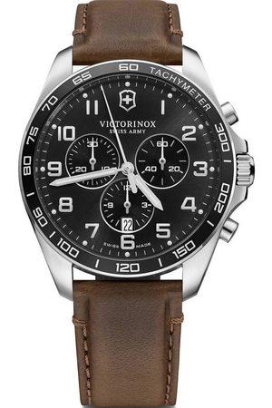 Victorinox Reloj analógico 241928, Quartz, 42mm, 10ATM para hombre