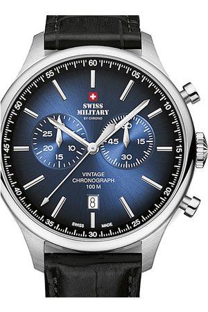 CHRONO Reloj analógico SM30192.08, Quartz, 42mm, 10ATM para hombre