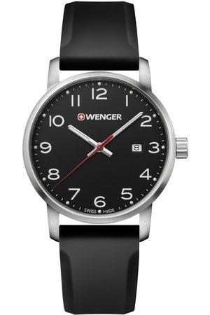 Wenger Reloj analógico 01.1641.101, Quartz, 42mm, 10ATM para hombre