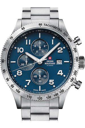 CHRONO Reloj analógico SM34084.02, Quartz, 42mm, 10ATM para hombre