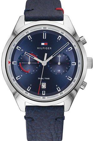 Tommy Hilfiger Reloj analógico 1791728, Quartz, 45mm, 5ATM para hombre