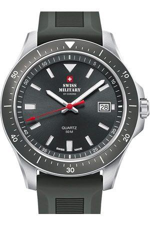 CHRONO Reloj analógico SM34082.09, Quartz, 42mm, 5ATM para hombre