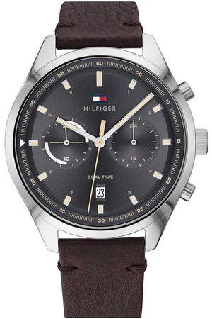 Tommy Hilfiger Reloj analógico 1791729, Quartz, 45mm, 5ATM para hombre