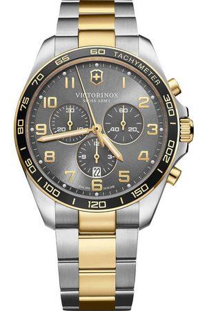 Victorinox Reloj analógico 241902, Quartz, 42mm, 10ATM para hombre