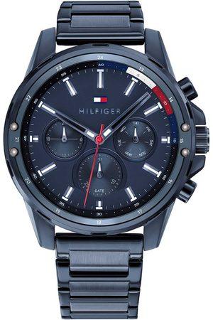 Tommy Hilfiger Reloj analógico 1791789, Quartz, 46mm, 3ATM para hombre