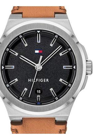 Tommy Hilfiger Reloj analógico 1791650, Quartz, 44mm, 5ATM para hombre