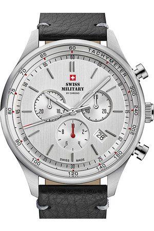 CHRONO Reloj analógico SM34081.07, Quartz, 42mm, 10ATM para hombre