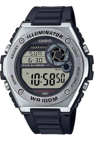Casio Reloj digital MWD-100H-1AVEF, Quartz, 50mm, 10ATM para hombre
