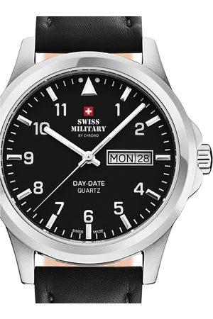 CHRONO Reloj analógico SM34071.01, Quartz, 40mm, 5ATM para hombre