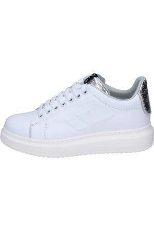 D'acquasparta Zapatillas Sneakers Cuero para mujer