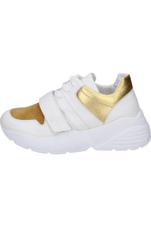 Twin-Set Zapatillas Sneakers Cuero para mujer