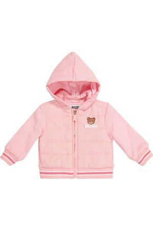Moschino Bebé - chaqueta de algodón