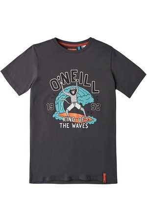 O'Neill King Of Waves T-Shirt gris