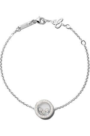 Chopard Mujer Pulseras - Pulsera Happy Diamonds Icons en oro blanco 18kt