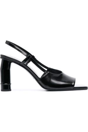 Nina Ricci Zapatos de tacón alto con tiras cruzadas