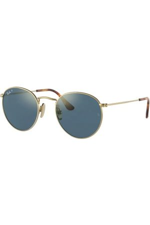 Ray-Ban Round RB8247 9217T0 Demigloss Brushed Gold