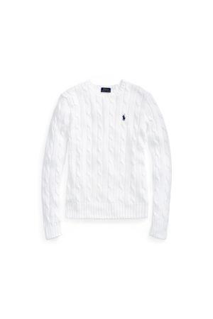 Polo Ralph Lauren Mujer Jerséis y suéteres - Jersey de punto de ochos Slim Fit