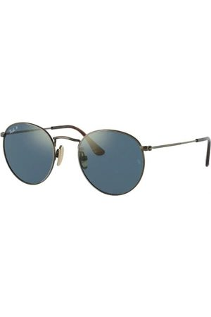 Ray-Ban Gafas de sol - Round RB8247 9207T0 Demigloss Antique Gold