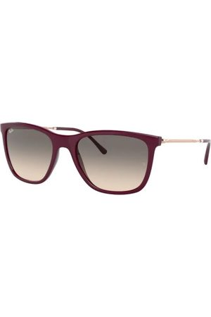Ray-Ban RB4344 653432 RED Cherry