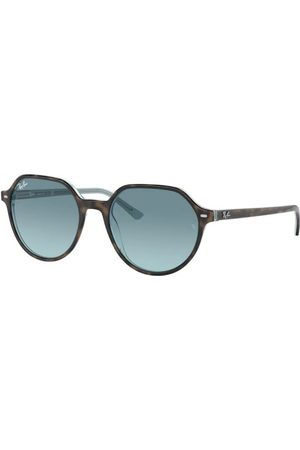 Ray-Ban Thalia RB2195 13163M Havana ON Light Blue