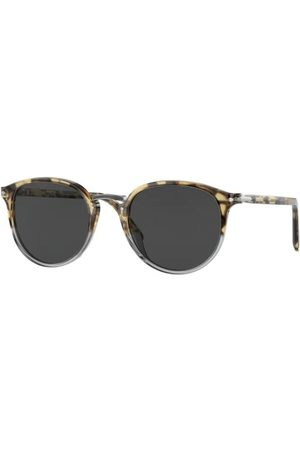 Persol PO3210S 1130B1 Brown Tortoise Smoke
