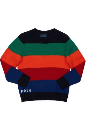 Ralph Lauren | Niño Suéter De Punto De Algodón S