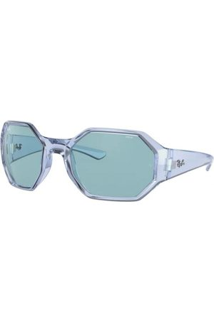 Ray-Ban RB4337 6542Q2 Transparent Light Blue