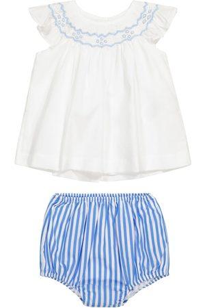 Ralph Lauren Bebé - set de vestido y braga