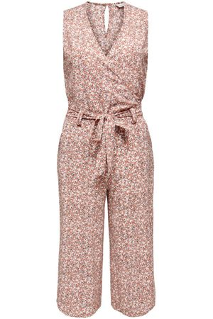 Only Mujer Monos y Petos - WRAP JUMPSUIT