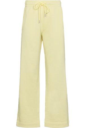 DRIES VAN NOTEN Pantalones de chándal de algodón