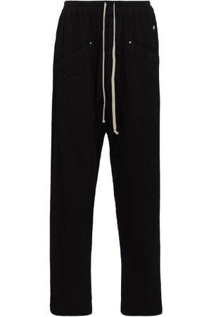 Rick Owens DRKSHDW pantalones de chándal de algodón