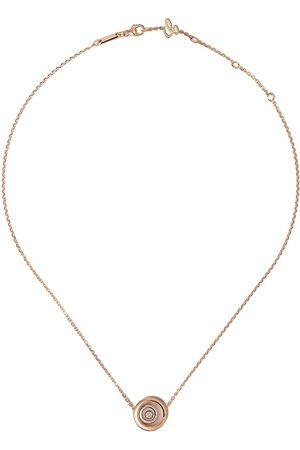Chopard Collar con colgante Happy Spirit en oro blanco y de 18kt con diamante