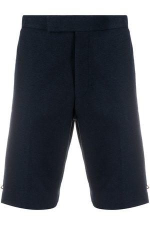 Thom Browne Hombre Bermudas - Pantalones cortos de vestir RWB stripe