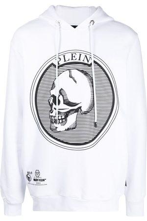 Philipp Plein Hombre Jerséis y sudaderas - Sudadera Outline Skull
