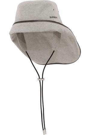 Burberry Sombrero de pescador con logo