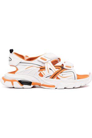 Balenciaga Panelled Track sandals