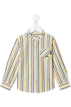 Familiar Niño Manga larga - Camisa a rayas de manga larga